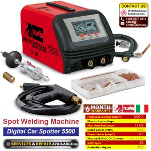 Spot Welding Machine – Digital Car Spotter 5500