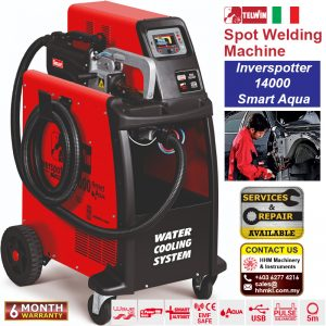 TELWIN Spot Welding Machine – Inverspotter 14000 Smart Aqua