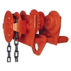 GT5 Geared Trolley for Chain Hoist
