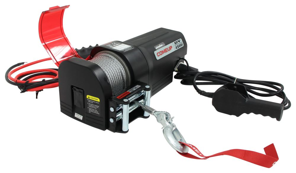 Utility Duty Winch DV-4500i