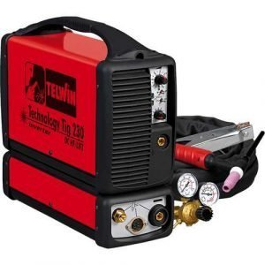 TELWIN Technology TIG 230 DC-HF/Lift