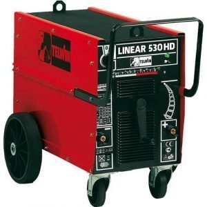 TELWIN MMA Welding Machine LINEAR 530 HD