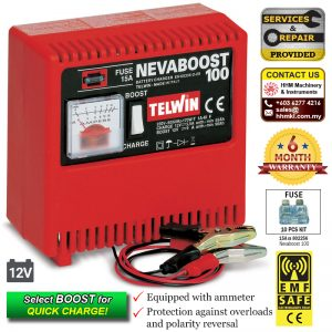 TELWIN Battery Charger Nevaboost 100