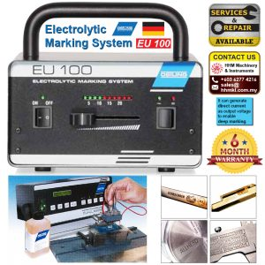 OSTLING MARKING Electrolytic Marking System EU 100
