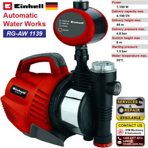 EINHELL Automatic Water Works RG-AW 1139