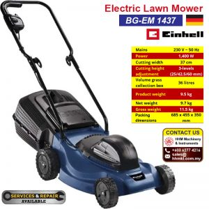 Electric Lawn Mower BG-EM 1437