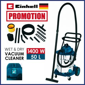 EINHELL Wet-Dry Vacuum Cleaner BT-VC 1450 SA