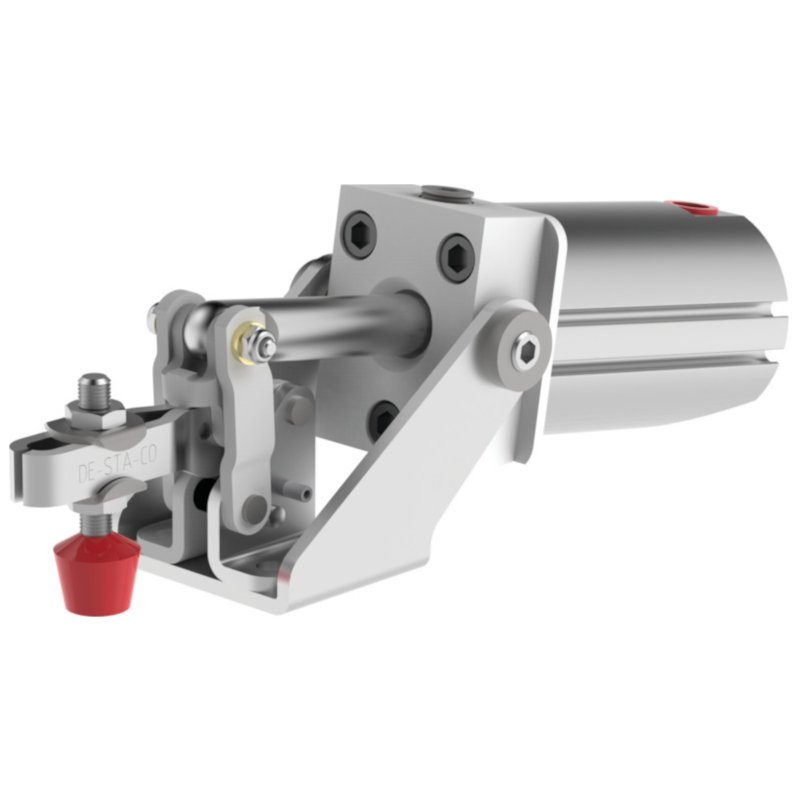 Pneumatic Toggle Clamps 802 SERIES