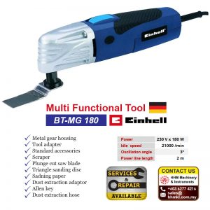 EINHELL Multi Functional Tool BT-MG 180