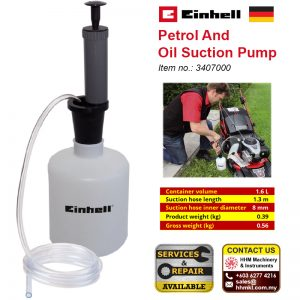 Petrol & Oil Suction Pump