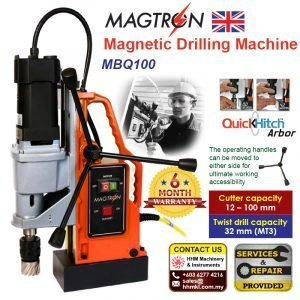 MAGTRON Magnetic Drilling Machine MBQ100