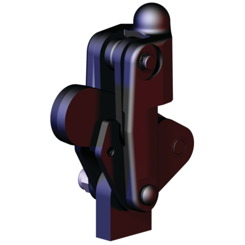 Weldable Vertical Hold Down Clamps 505 SERIES