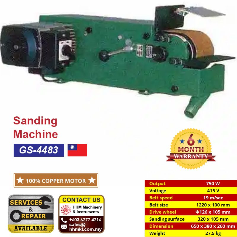 SHINETOOL Sanding Machine GS-4483