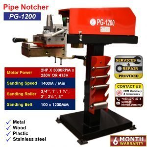 FORMAHERO Pipe Notcher PG-1200