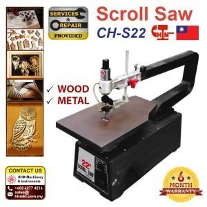 CHIH CHUEN Scroll Saw CH-S22
