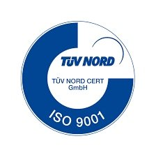 TÜV Nord ISO 9001 2015