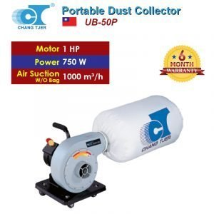 CHANG TJER Portable Dust Collector UB-50P
