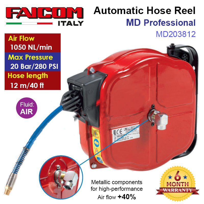 Automatic Hose Reel MD203812