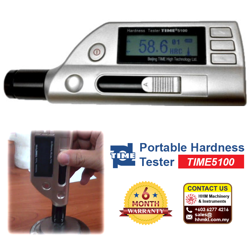 Portable Hardness Tester TIME5100