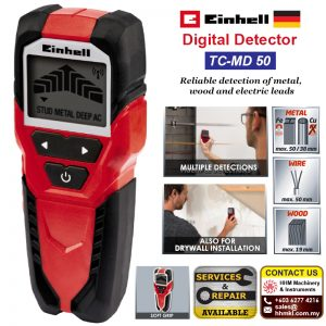 EINHELL Digital Detector TC-MD 50