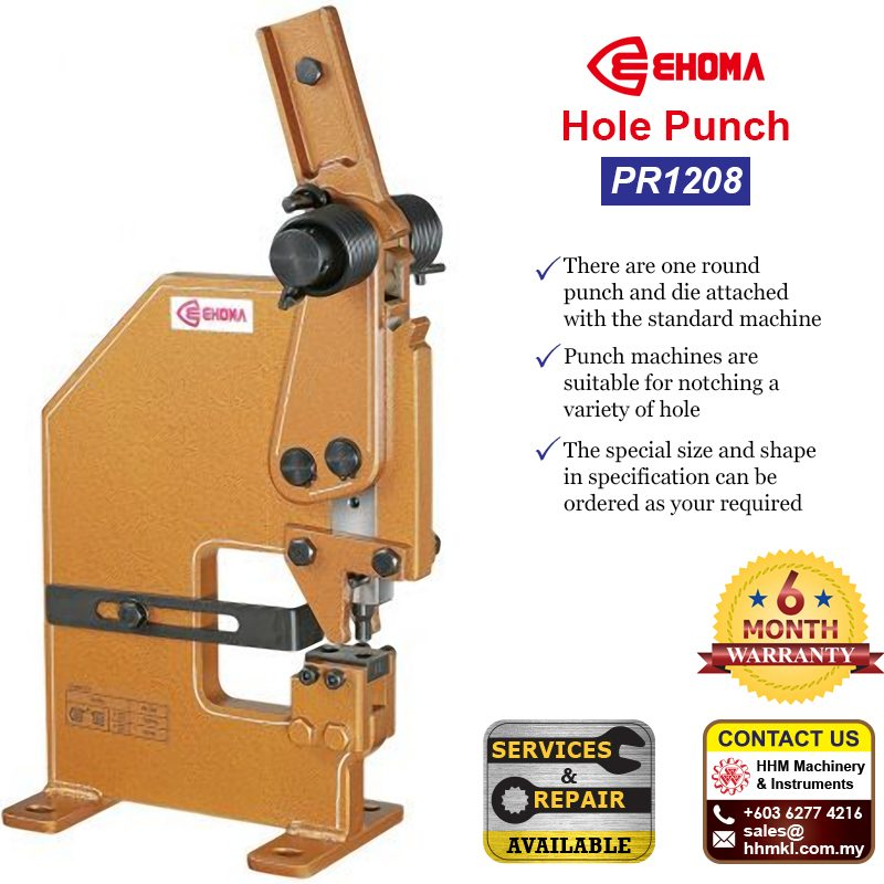 Ehoma Hole Punch PR1208