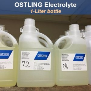 OSTLING Electrolyte (1-Liter Bottle)