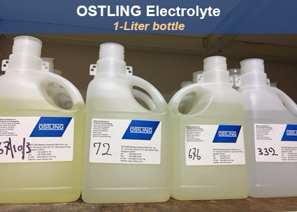 Ostling Electrolyte 1-liter bottle