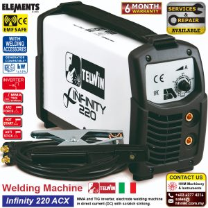 Welding Machine – Infinity 220 ACX