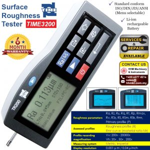 TIME Surface Roughness Tester TIME3200