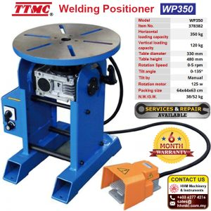 TTMC Welding Positioner WP350