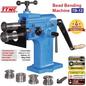 TTMC Bead Bending Machine TB-12