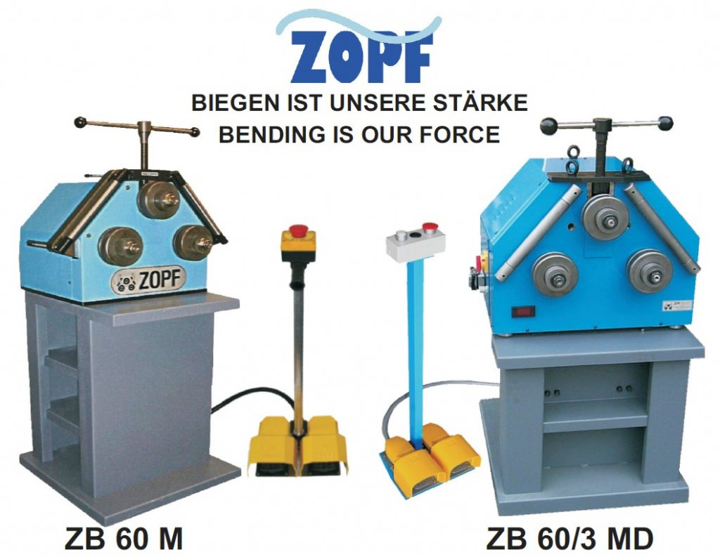 ZOPF Bending Machine ZB 60