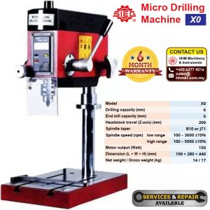 Micro Drilling Machine X0
