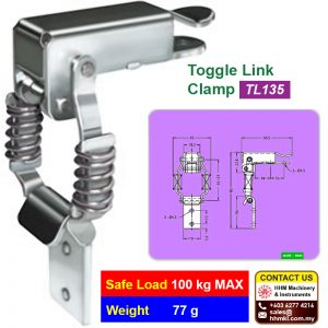 Toggle Link Clamp TL135