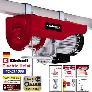 Electric Hoist TC-EH 600
