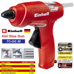 EINHELL Hot Glue Gun TC-GG 30
