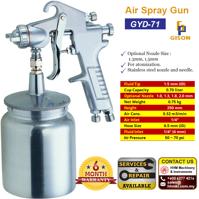 GISON Air Spray Gun GYD-71