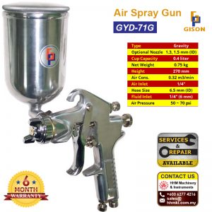 Air Spray Gun GYD-71G