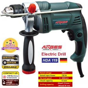 ARGES Electric Drill HDA 119