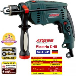 ARGES Electric Drill HDA 231