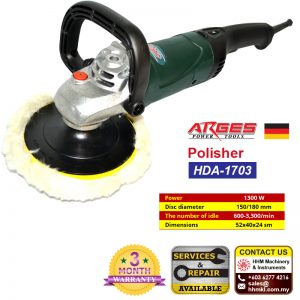 ARGES Polisher HDA-1703