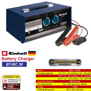 EINHELL Battery Charger BT-BC 30