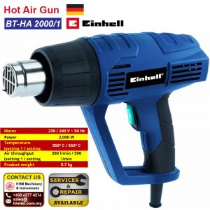EINHELL Hot Air Gun BT-HA 2000/1