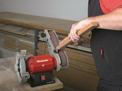 einhell Principles of a Bench Grinder