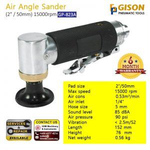 Gison Air Angle Sander GP-823A  (2″ / 50mm) 15000rpm