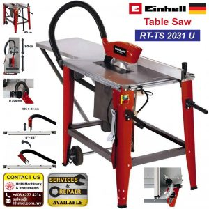 EINHELL Table Saw RT-TS 2031 U
