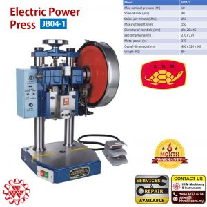 GOLDEN TORTOISE Electric Power Press JB04-1 (1 ton)