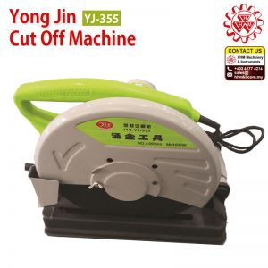 YONG JIN Cut Off Machine Cutter YJ-355