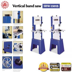 Vertical Band Saw SBW-3501B