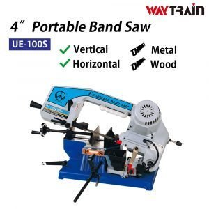 WAY TRAIN 4″ Portable Band Saw UE-100S